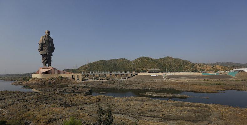 È stata inaugurata la statua più alta del mondo, in India