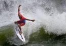 Il surf con le onde artificiali