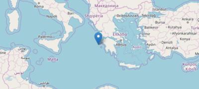 Una scossa di terremoto nel mar Jonio, di magnitudo 6.8, è stata percepita anche in Puglia, Basilicata, Calabria, Campania e Sicilia