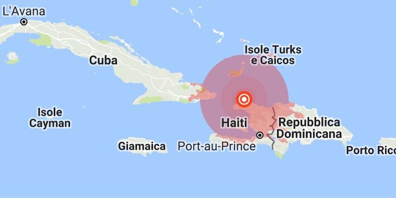 Risultati immagini per immagine del terremoto ad haiti