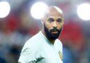 Thierry Henry è il nuovo allenatore del Monaco