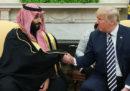 Perché Trump non vuole mollare l'Arabia Saudita
