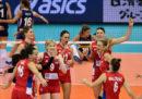 L'Italia ha perso la finale dei Mondiali femminili di pallavolo