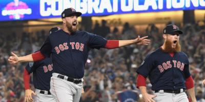 I Boston Red Sox hanno vinto le World Series