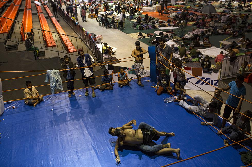 La carovana di migranti è a Città del Messico - Il Post