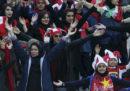 L'Iran ha permesso a 500 donne di assistere alla finale della Champions League asiatica