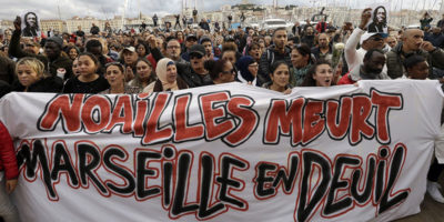 Marsiglia cade a pezzi