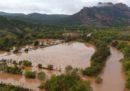 Le foto della piena del fiume Argens, in Francia