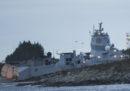 Una nave militare norvegese si è scontrata con una petroliera maltese al termine di un'esercitazione della NATO