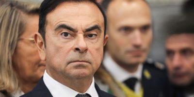 Il capo di Renault-Nissan è stato arrestato