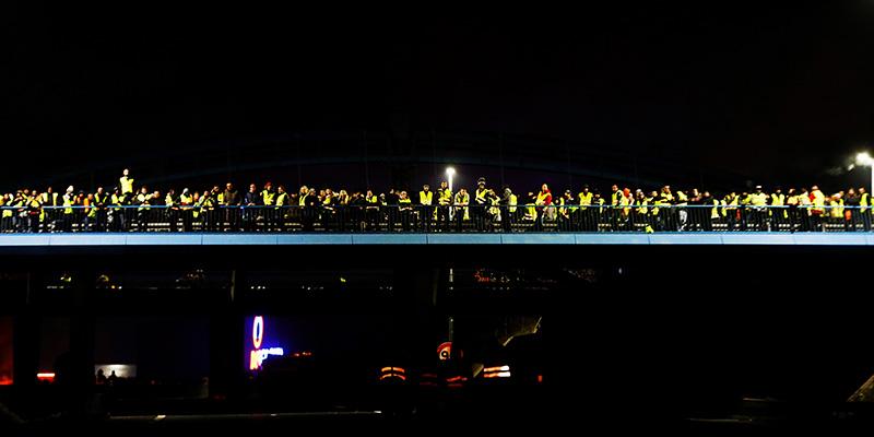 Francia, Gilet gialli: i feriti sono 409