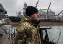 Il primo giorno di legge marziale in Ucraina