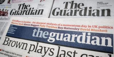 Come vanno le sottoscrizioni del Guardian
