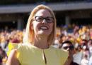 La Democratica Kyrsten Sinema ha vinto il seggio del Senato dell'Arizona in ballo alle elezioni di metà mandato