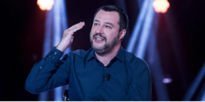 Il dibattito nel governo italiano del 2018 comprende la parola «ceppa»