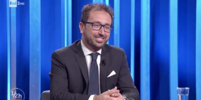 La domanda di Lucia Annunziata al ministro Bonafede sui giornalisti «pennivendoli» e «puttane»