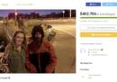 La storia della falsa campagna di raccolta fondi per un senzatetto