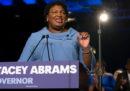 La Democratica Stacey Abrams ha rinunciato al conteggio dei voti in Georgia