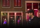 Il quartiere a luci rosse di Amsterdam deve cambiare