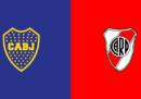 Boca Juniors-River Plate, finale di andata di Copa Libertadores, in diretta streaming