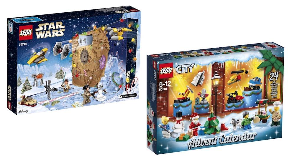 Calendario Avvento Lego City.E Il Momento Di Comprare Un Calendario Dell Avvento Il Post