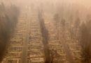 I morti per gli incendi in California sono almeno 59
