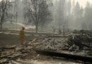 I morti per gli incendi in California sono almeno 80