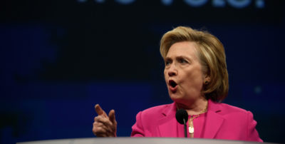 Cosa dovrebbe fare l'Europa con l'immigrazione, secondo Hillary Clinton