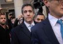 Michael Cohen, ex avvocato di Donald Trump, è stato condannato a 3 anni di carcere