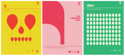 Film e serie tv tradotti in grafiche
