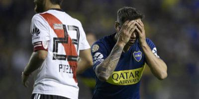Boca-River, una storica finale di Copa Libertadores