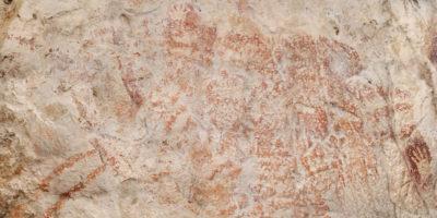 Èstata scoperta la più antica opera d'arte rupestre al mondo