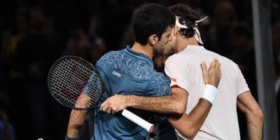Uno dei migliori Djokovic-Federer di sempre