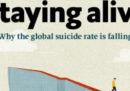 Perché i suicidi stanno diminuendo