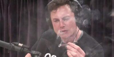 La NASA non è contenta della canna fumata da Elon Musk