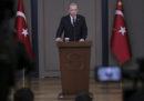 La Turchia è in recessione: è la prima volta in 10 anni