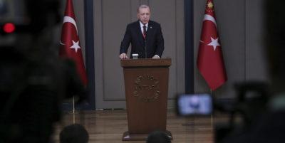 La Turchia ha condiviso le registrazioni audio sull'uccisione di Jamal Khashoggi