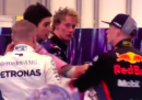 Max Verstappen non ha preso bene il secondo posto in Brasile