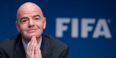La FIFA ha rinunciato a organizzare i Mondiali del 2022 con 48 squadre