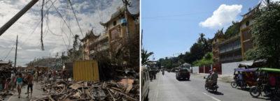 Le Filippine 5 anni dopo il tifone Haiyan, in foto