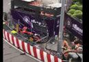 L'incidente di Sophia Flörsch in Formula 3