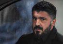 Gattuso è stanco delle critiche di Salvini al Milan