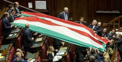 La Camera ha approvato il decreto Genova