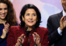 La Georgia ha eletto la sua prima presidente donna