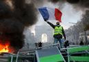 """Le foto degli scontri di Parigi tra polizia e """"gilet gialli"""""""