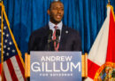 Il candidato Democratico a governatore della Florida Andrew Gillum ha riconosciuto la vittoria del Repubblicano Ron DeSantis