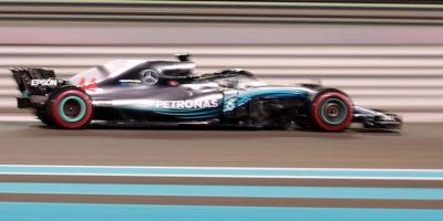 Lewis Hamilton ha vinto il Gran Premio di Abu Dhabi