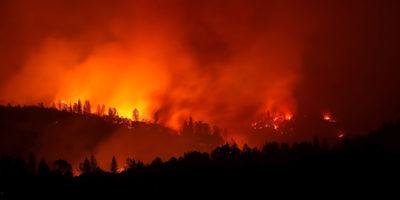 Perché in California ci sono così tanti incendi