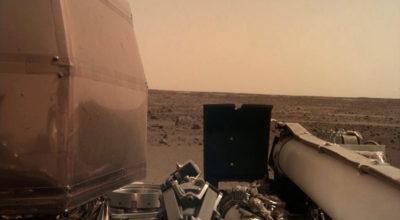 InSight è su Marte