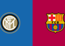 Inter-Barcellona in streaming e in diretta TV